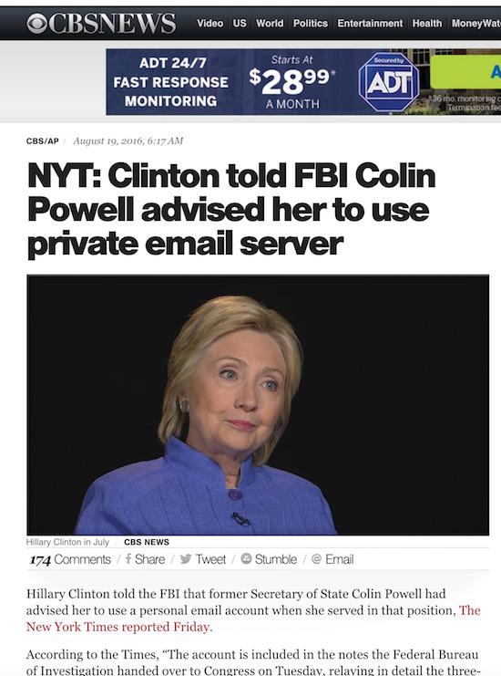 Hillary & Colin